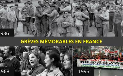 #30. Trois Grèves Remarquables